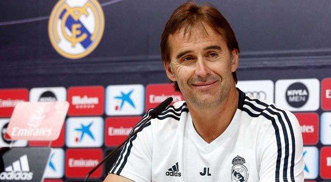 Титул на горизонті – Лопетегі розпочав у Реалі за чемпіонськими графіками Моурінью і Зідана