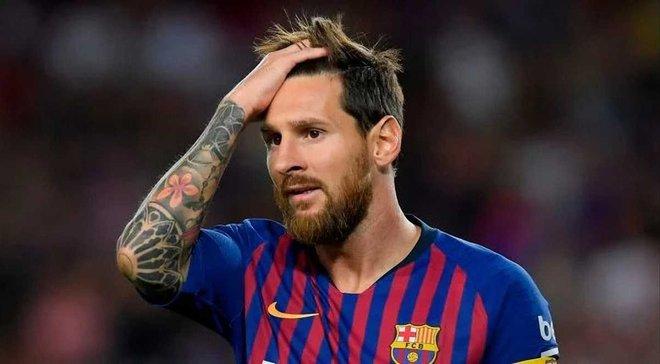 Директор Барселоны Бордас: Отсутствие Месси в номинантах на лучшего игрока года ФИФА дискредитирует эту награду