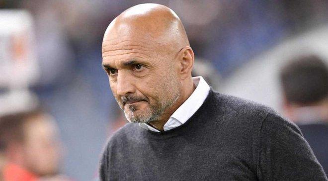 Спаллетті дискваліфікований на один матч чемпіонату Італії через святкування гола