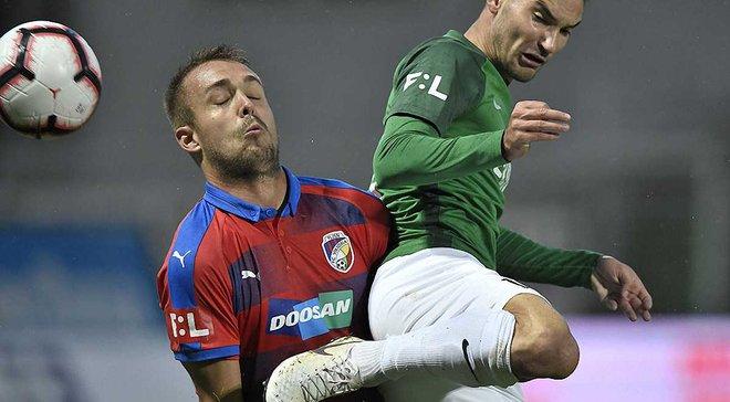 Соперник Динамо в Лиге Европы Яблонец разгромил Викторию Пльзень