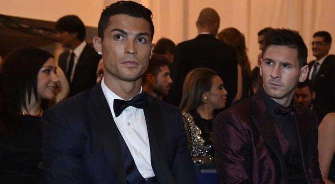 ФІФА обурена відсутністю Мессі та Роналду на церемонії The Best-2018, – Marca