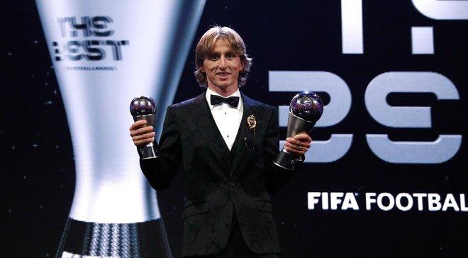 """Месси """"не любят"""" на родине, патриот Дешам, выбор Украины – как мир голосовал за лучшего игрока года ФИФА"""
