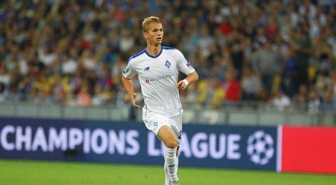 Супряга оформил дубль за Динамо U-21 в Мариуполе
