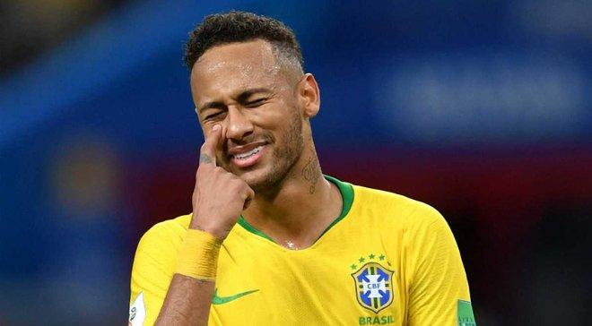 Неймар не получил ни одного голоса в номинации на лучшего игрока по версии ФИФА