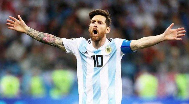 Мессі вкотре пропустить матчі збірної Аргентини