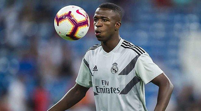 Сальгадо: Винисиусу нужно уйти из Реала в аренду, чтобы иметь игровую практику