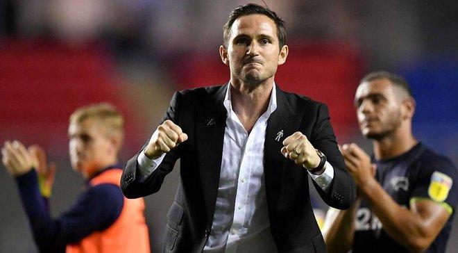 Лемпард: Я в шоці від перемоги над Манчестер Юнайтед
