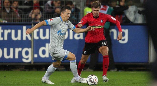Фрайбург – Шальке – 1:0 – видео гола и обзор матча