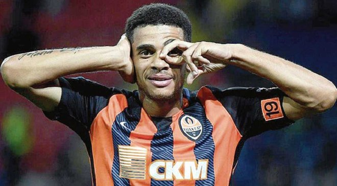 Тайсон рассказал о жесте, которым отпраздновал гол в ворота Черноморца