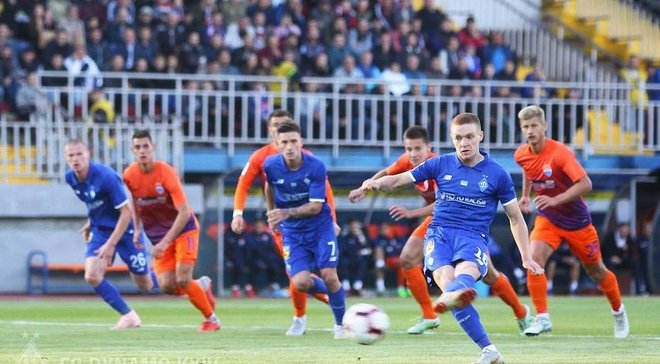 Маріуполь – Динамо – 0:2 – відео голів та огляд матчу