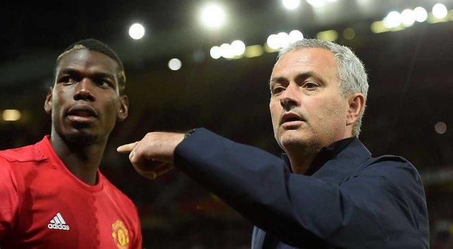 Моуринью: Погба больше не будет вице-капитаном, это мое решение и я не обязан его объяснять