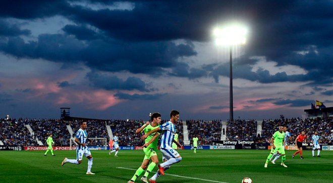 Леганес – Барселона – 2:1 – видео голов и обзор матча