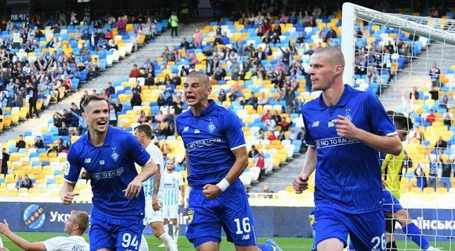 Маріуполь – Динамо: Хацкевич знову без чистих форвардів у стартовому складі