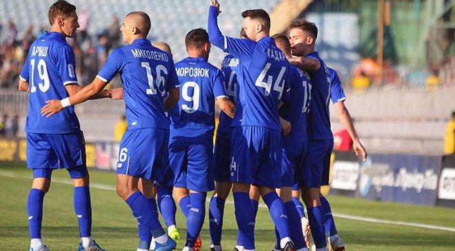 Динамо на виїзді перемогло Маріуполь