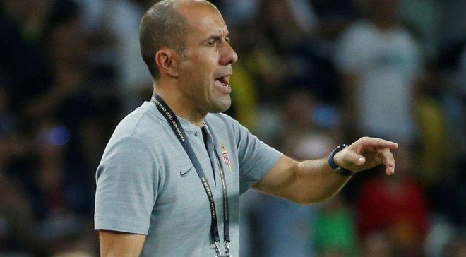 Жардім пояснив провальний старт сезону Монако