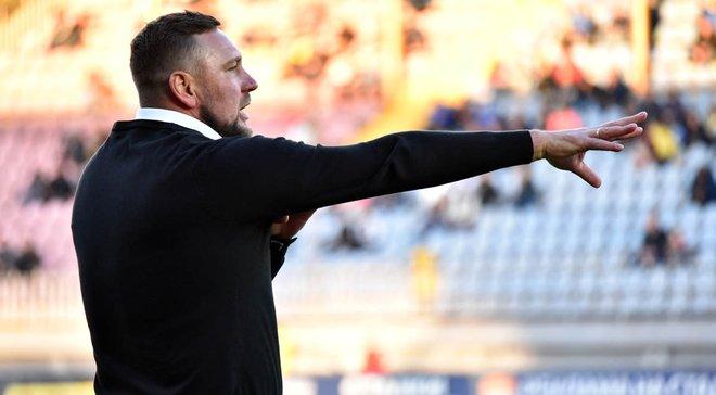 Бабич: Маріуполь повністю володів ініціативою у матчі проти Динамо