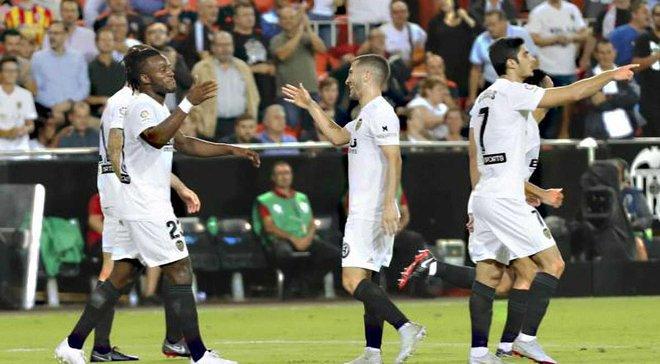 Валенсия не смогла обыграть Сельту: 6-й тур Ла Лиги, матчи среды
