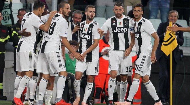 Ювентус стал первым клубом, выигравшим 1000 домашних матчей Серии А