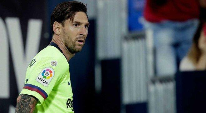 Леганес – Барселона: Мессі провів 700-й матч за каталонців
