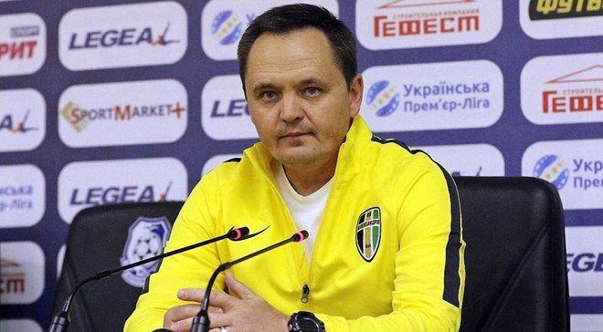 Купцов: Для молодых футболистов Александрии матч против Черноморца был хорошей школой