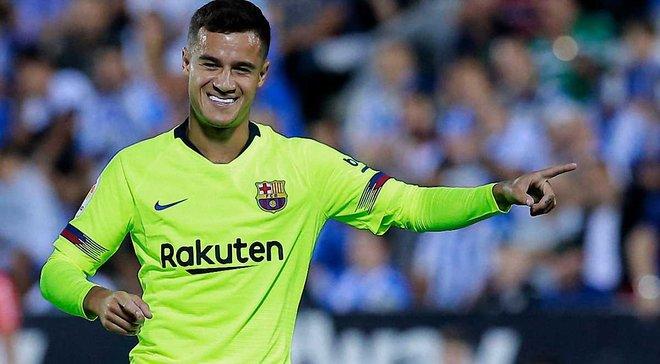 Барселона представила возможный вариант новой эмблемы