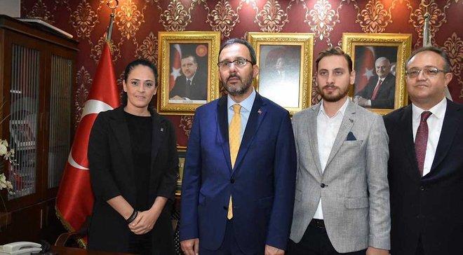 Євро-2024 залишився без турецької гостинності, – міністр спорту Туреччини