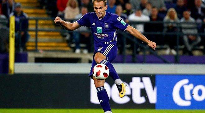 Андерлехт з Макаренком розгромно програв клубу з 2 дивізіону та вилетів з Кубка Бельгії