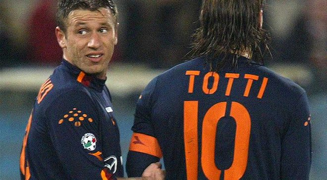 """Кассано назвав найкращого італійського футболіста всіх часів  – цей гравець жодного разу не отримував """"Золотий м'яч"""""""