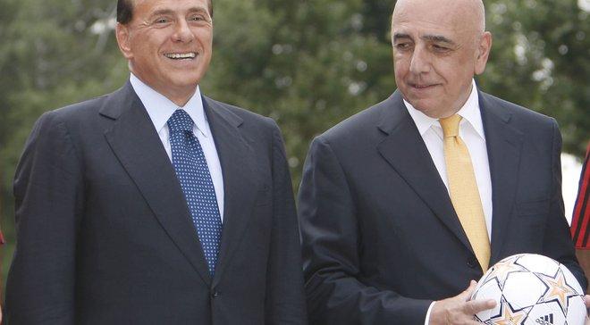 Берлусконі  придбав італійський клуб
