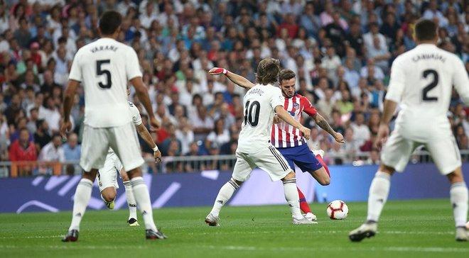 Реал – Атлетико – 0:0 – видеообзор матча