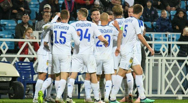 Арсенал-Київ – Динамо – 0:1 – відео гола та огляд матчу