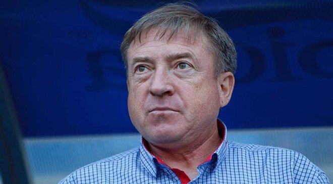 Грозный может возглавить Арсенал-Киев, – Бурбас