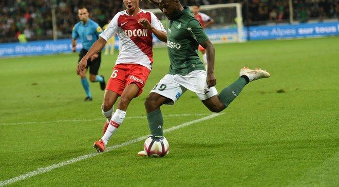 Монако снова проиграл и продолжает идти в зоне вылета Лиги 1