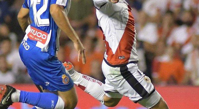 Райо Вальєкано – Еспаньйол – 2:2 – відео голів та огляд матчу