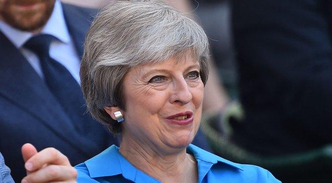 Премьер Британии Мэй поддержит совместную с Ирландией заявку на проведение ЧМ-2030
