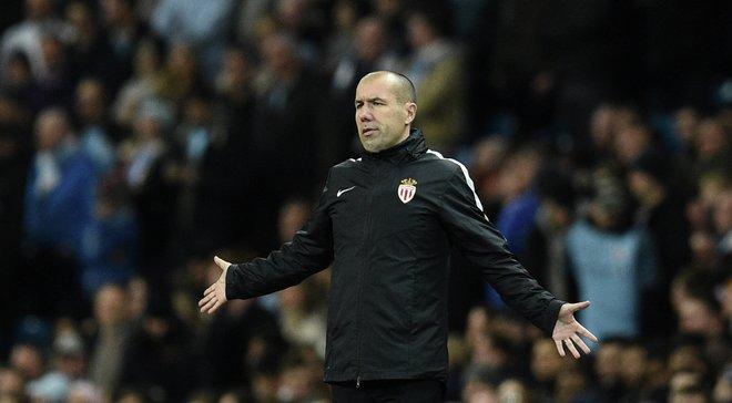 Жардім: У Монако немає результату, гравцям не вистачає впевненості, але ми працюємо над цим