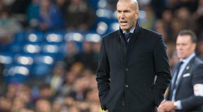 Зидан хотел покинуть Реал после вылета из Кубка Испании от Леганеса