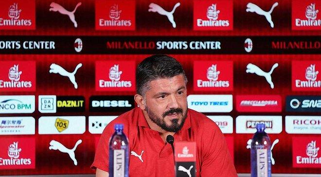 Гаттузо имеет 3 матча, чтобы исправить ситуацию в Милане