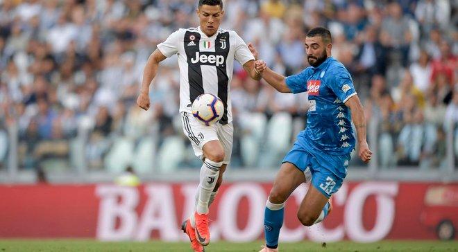 Ювентус впевнено переміг Наполі у феєричному поєдинку лідерів Серії А