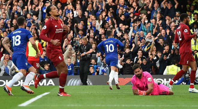 Ливерпуль вырвал ничью в матче с Челси благодаря шикарному голу Старриджа
