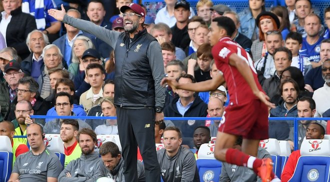Клопп задоволений результатом матчу проти Челсі