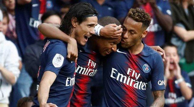ПСЖ повторив неймовірний рекорд чемпіонату Франції