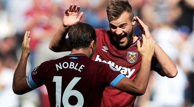 """""""Не знаю, почему это не мой гол, напишу в АПЛ"""", – Ярмоленко остроумно прокомментировал победу над Манчестер Юнайтед"""