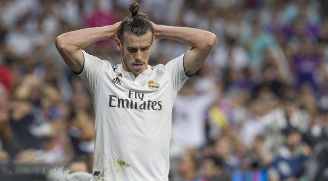 Бейл получил травму в мадридском дерби и рискует пропустить следующий матч Реала в Лиге чемпионов