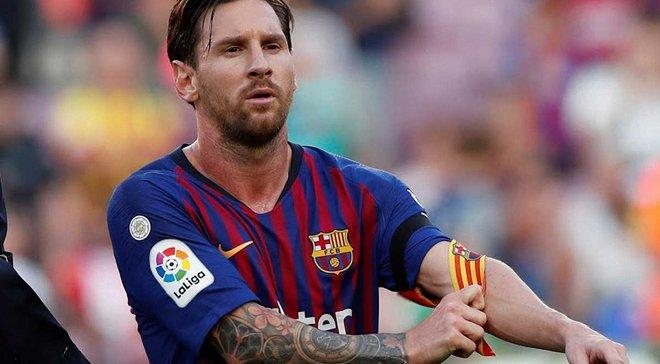 Мессі: Нас дратують останні результати Барселони, суперники нам забивають з першої ж спроби