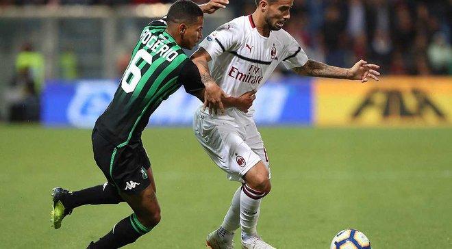 Мілан на виїзді розгромив Сассуоло: 7 тур Серії А, матчі неділі