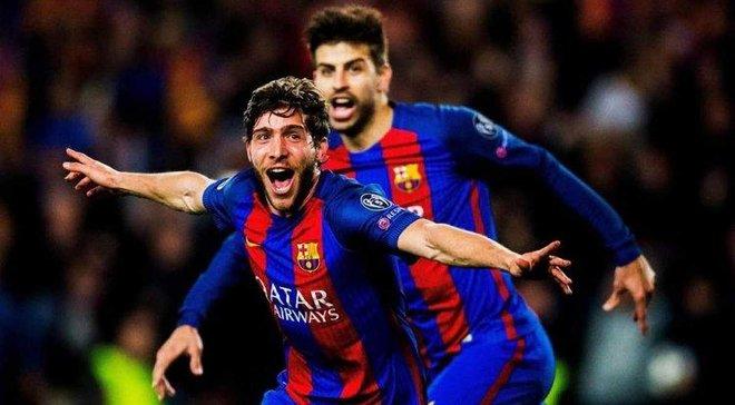 Серхи Роберто не поможет Барселоне в матче против Тоттенхэма – известна причина
