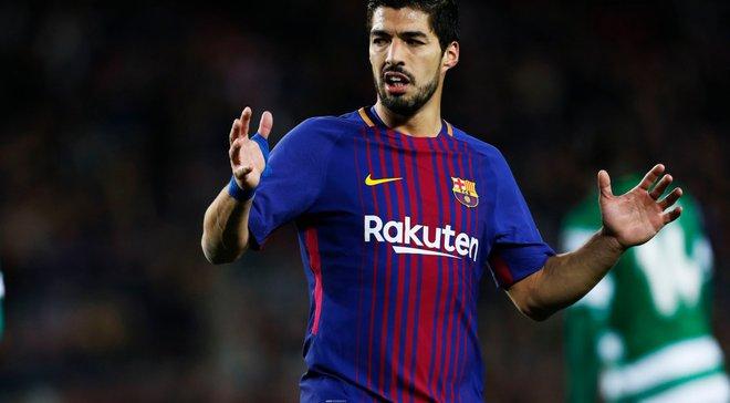 Суарес: Создается впечатление, что Барселона ничего не может без Месси и Бускетса
