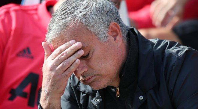 """""""Особливий"""" вже не особливий – Моурінью не впорався з роботою в Манчестер Юнайтед"""