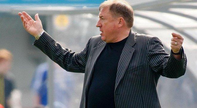 Грозний – головний тренер Арсенала-Київ